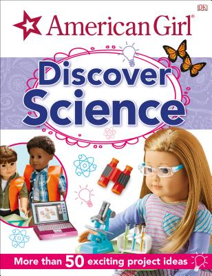 American Girl: Discover Science Cover Image