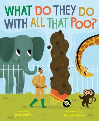 What Do They Do with All That Poo? Cover Image