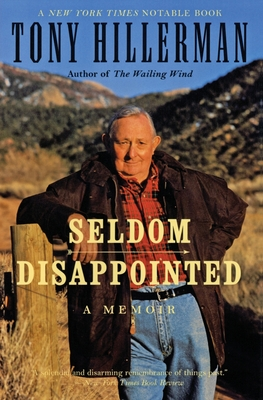 Seldom Disappointed: A Memoir Cover Image