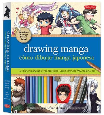Drawing Manga Cover