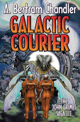 Galactic Courier: The John Grimes Saga Cover Image