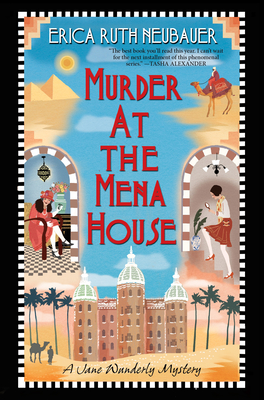 Murder at the Mena House (A Jane Wunderly Mystery #1) Cover Image