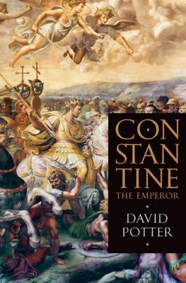 Constantine the Emperor Cover