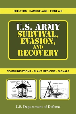 U.S. Army Survival, Evasion, and Recovery (US Army Survival) Cover Image
