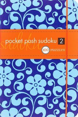 Pocket Posh Sudoku 2 Cover