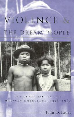 Cover for Violence and the Dream People, 95