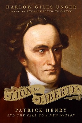 Lion of Liberty Cover