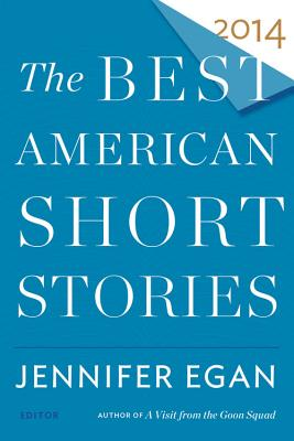 The Best American Short Stories 2014 (The Best American Series ®) Cover Image