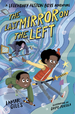 The Last Mirror on the Left Cover Image