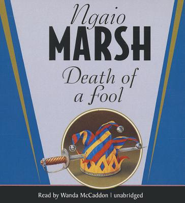 Death of a Fool (Roderick Alleyn Mysteries) Cover Image