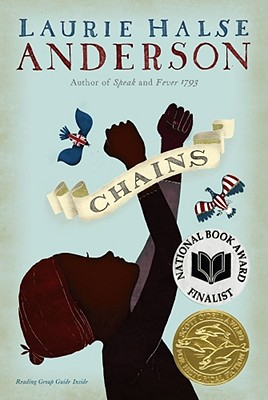 Chains (Seeds of America Trilogy) Cover Image