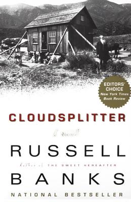 Cloudsplitter Cover