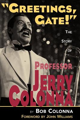 The Story of Professor Jerry Colonna Cover Image