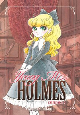 Young Miss Holmes, Casebook 1-2 Cover