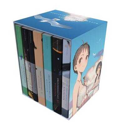 Cover for MONOGATARI Series Box Set, Final Season