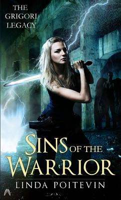 Cover for Sins of the Warrior (Grigori Legacy #4)