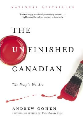 The Unfinished Canadian Cover