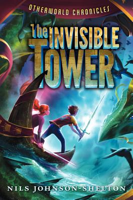 The Invisible Tower Cover
