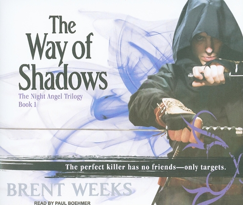 The Way of Shadows (Night Angel #1) Cover Image
