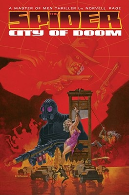 The Spider: City of Doom Cover Image