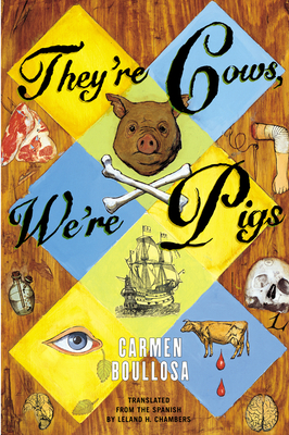 Cover for They're Cows, We're Pigs