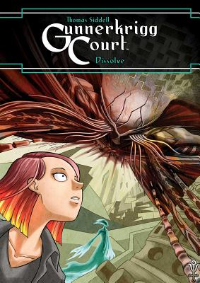 Gunnerkrigg Court Vol. 6 Cover Image