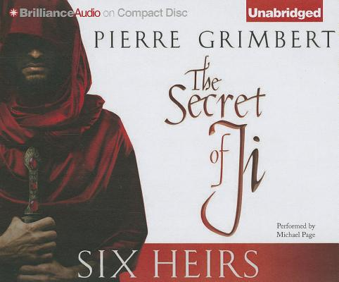 Cover for Six Heirs (Secret of Ji #1)