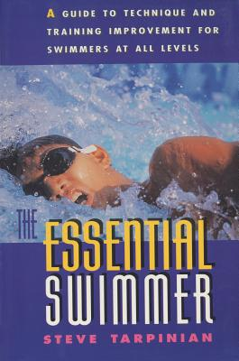 Essential Swimmer, First Edition Cover Image
