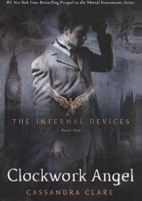 Clockwork Angel Cover Image