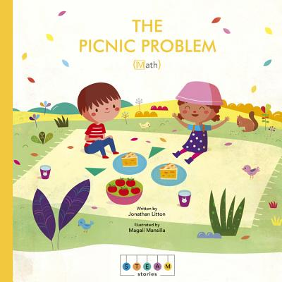 STEAM Stories: The Picnic Problem (Math) Cover Image