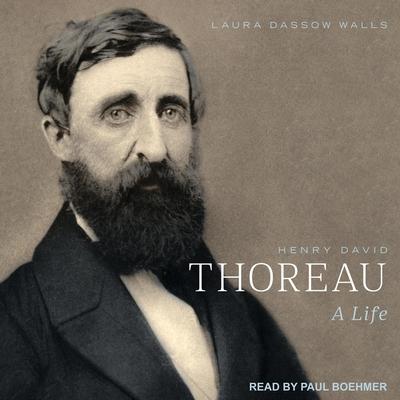 Henry David Thoreau: A Life Cover Image