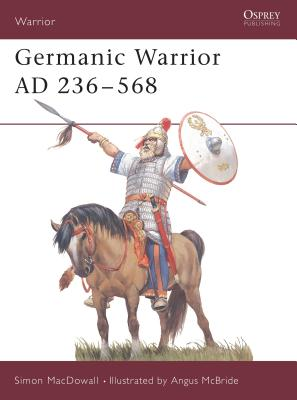 Germanic Warrior Ad 236 568 Cover