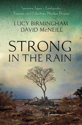 Strong in the Rain Cover
