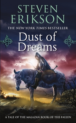 Dust of Dreams: Book Nine of The Malazan Book of the Fallen Cover Image