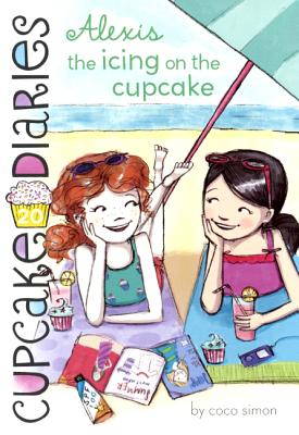 Alexis the Icing on the Cupcake (Cupcake Diaries #20) Cover Image