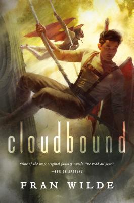 Cloudbound (Bone Universe #2) Cover Image