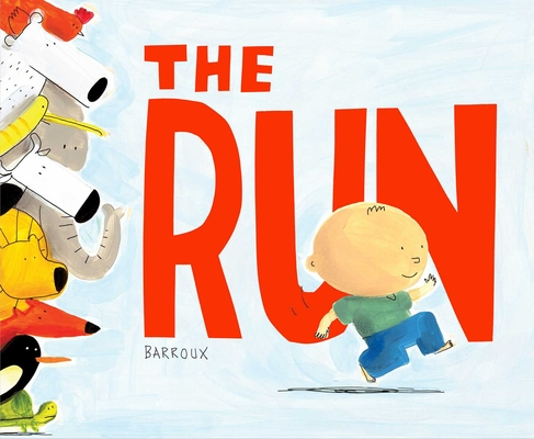 The Run Cover Image