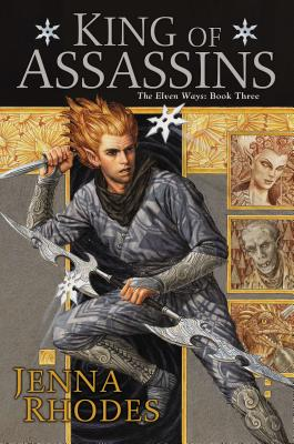 King of Assassins (Elven Ways #3) Cover Image