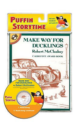 Make Way for Ducklings (Puffin Storytime) Cover Image