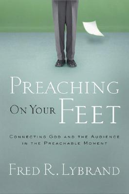 Preaching on Your Feet Cover