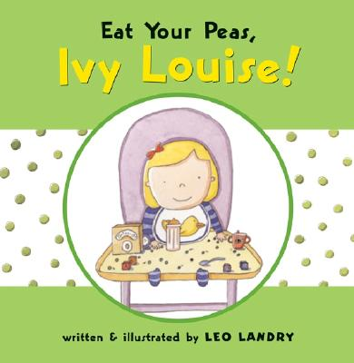 Eat Your Peas, Ivy Louise Cover