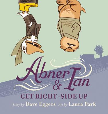 Abner & Ian Get Right-Side Up Cover Image