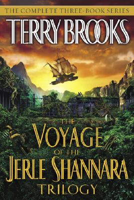 The Voyage of the Jerle Shannara Trilogy Cover