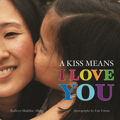 A Kiss Means I Love You Cover