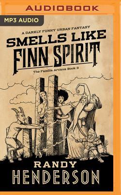 Smells Like Finn Spirit (Familia Arcana #3) Cover Image