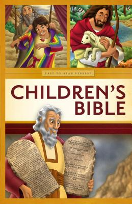 Childrens Easy-To-Read Bible-OE Cover Image