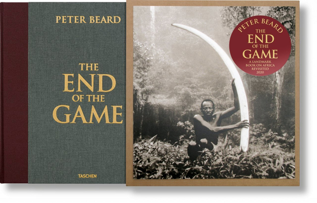 Peter Beard. the End of the Game Cover Image