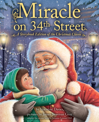 Cover for Miracle on 34th Street