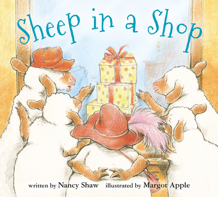 Sheep in a Shop (board book) (Sheep in a Jeep) Cover Image