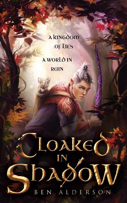 Cloaked in Shadow (Dragori #1) Cover Image